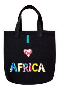 I Love Africa Bag